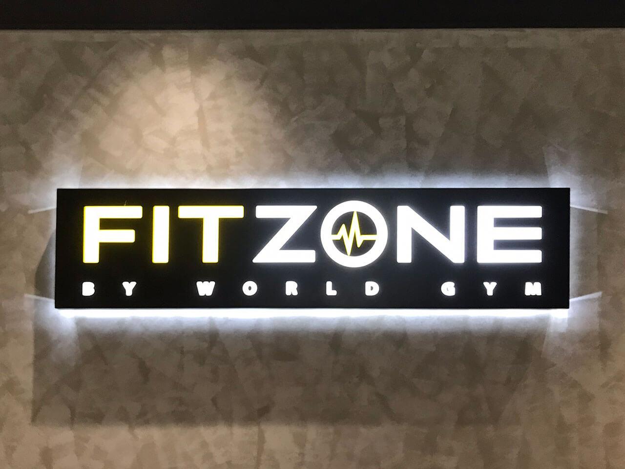 連鎖健身房專業招牌指示牌製作
