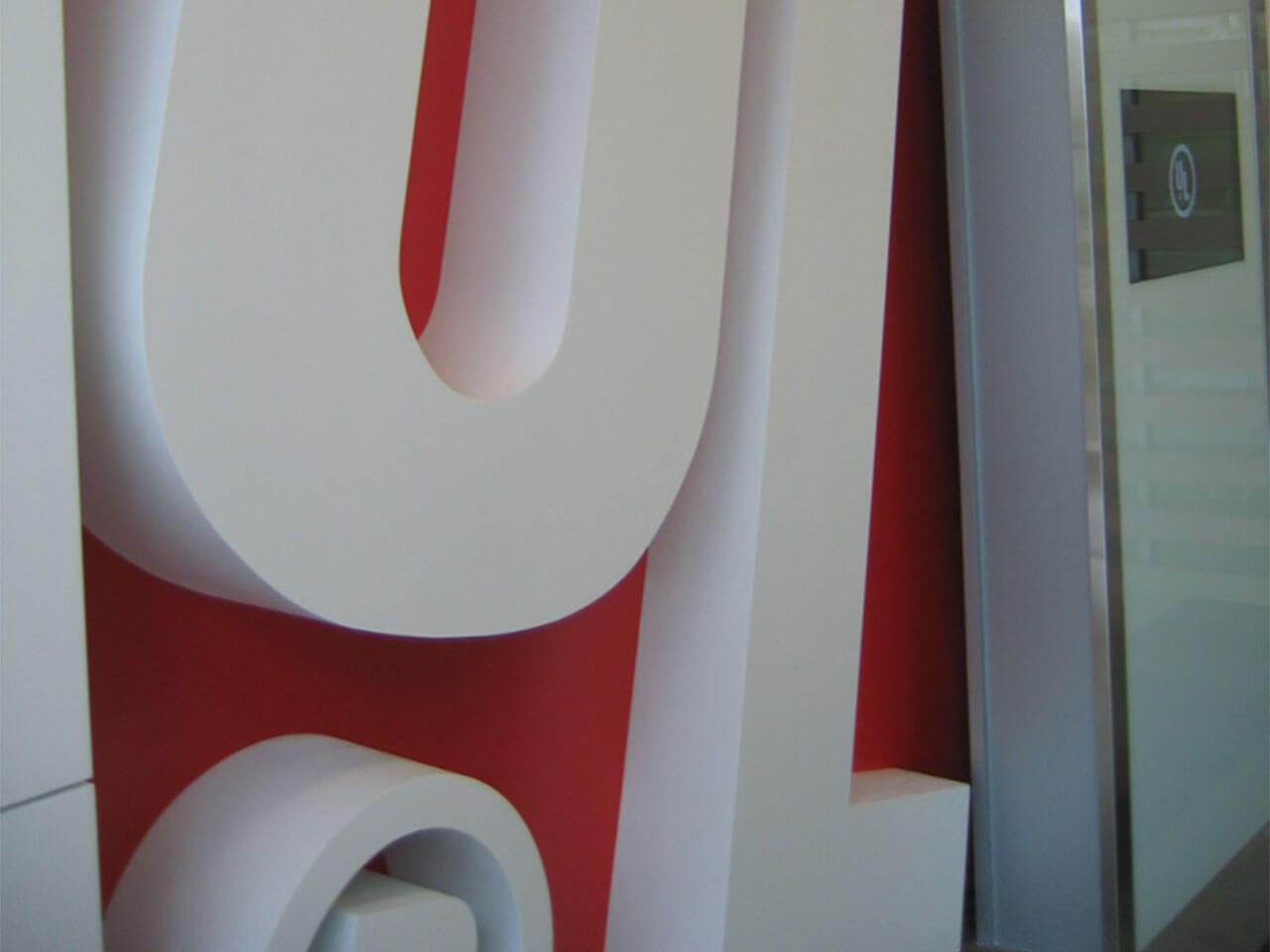 企業專業招牌指示牌製作